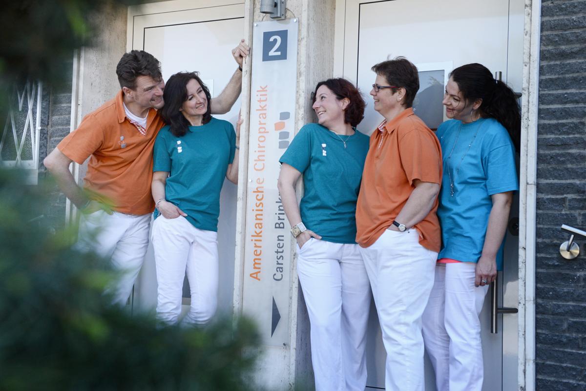 Amerikanische_Chiropraktik_Praxis_Recklinghausen_Team